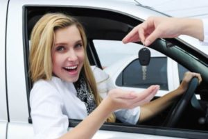 женщин-водителей