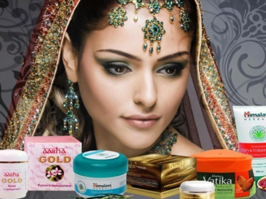 Индийская косметика
