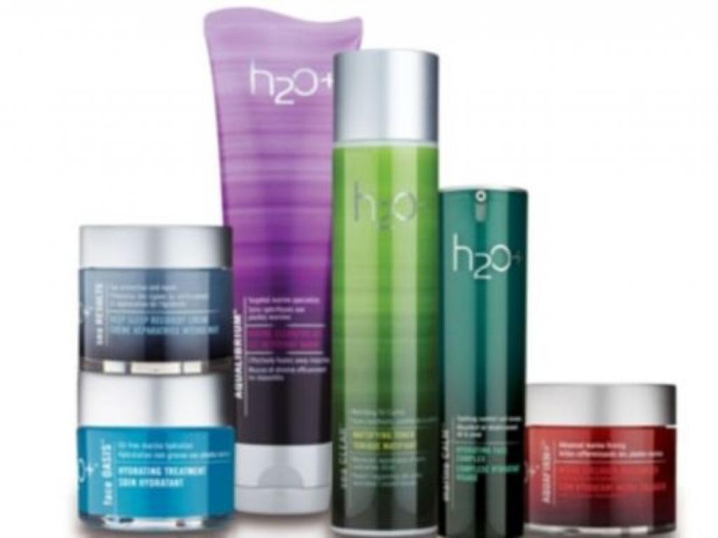Отзывы по косметике h2o