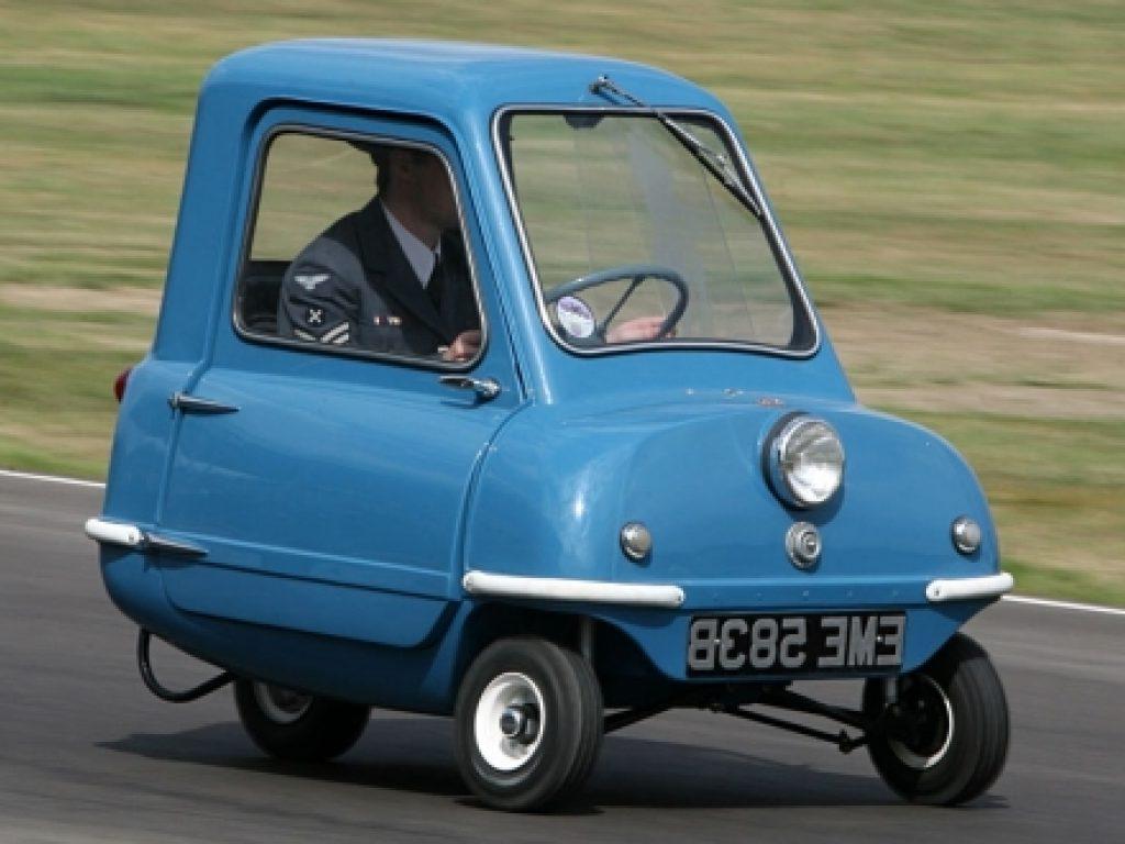 Самая маленькая машина