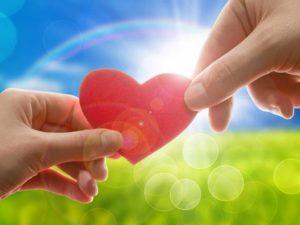 признания в любви