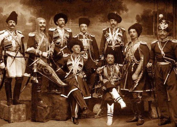 Грузинские фамилии