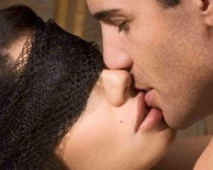 правильно целоваться